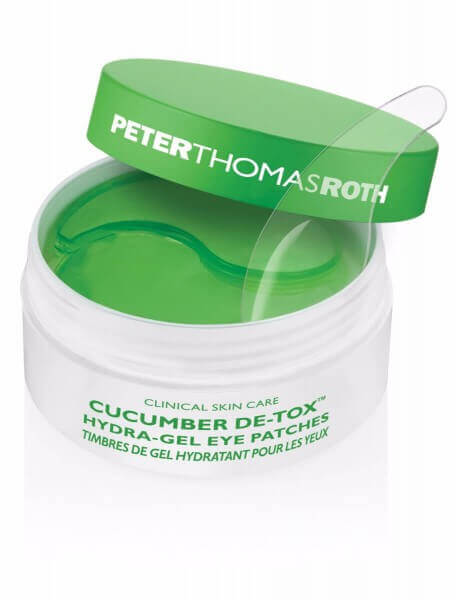 Cucumber-De-Tox Hydra-Gel Eye Patches