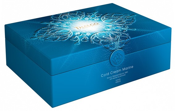 Coffret Cold Cream Marine