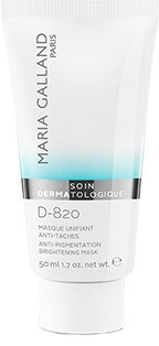 D-820 Masque Unifiant Anti-Taches