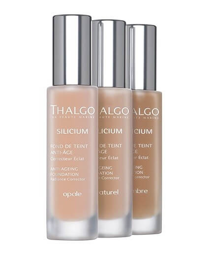 Silicium Anti-Ageing Foundation
