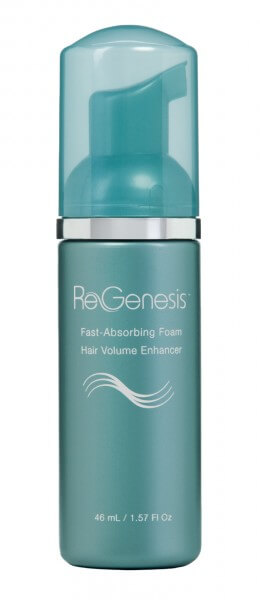 Fast-Absorbing Foam Hair Volume Enhancer
