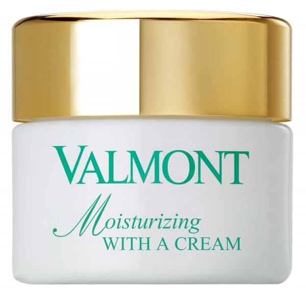 Moisturizing with a Cream